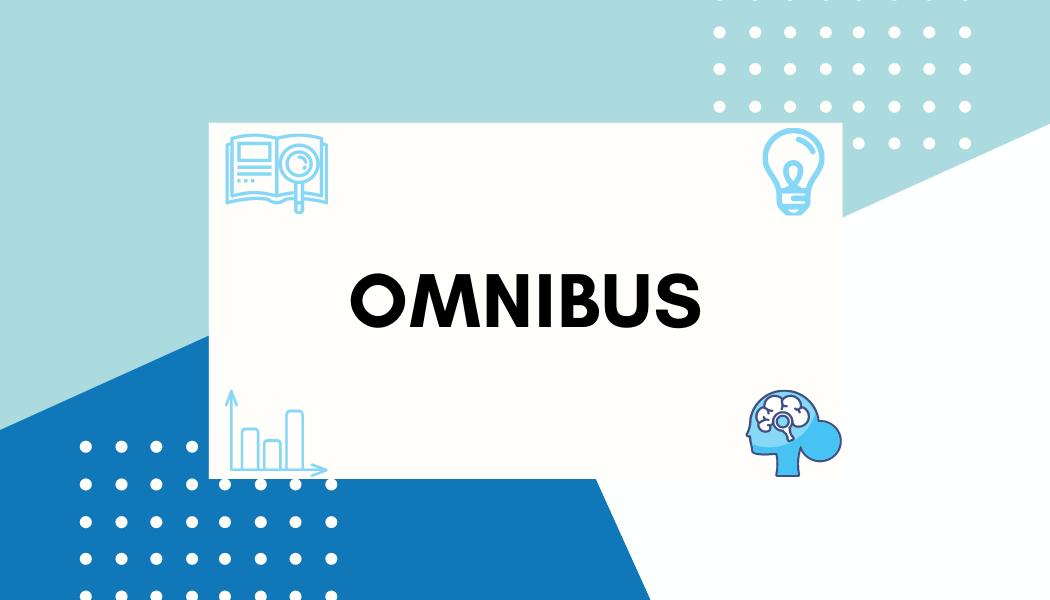 Omnibus — исследовательский проект