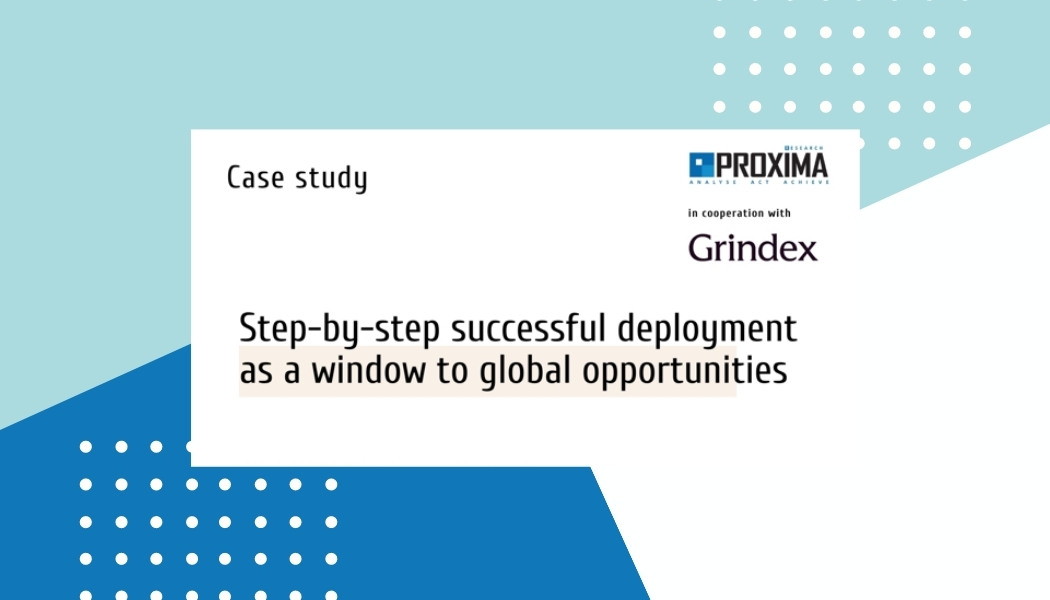 """Case study """"Global Opportunities"""""""
