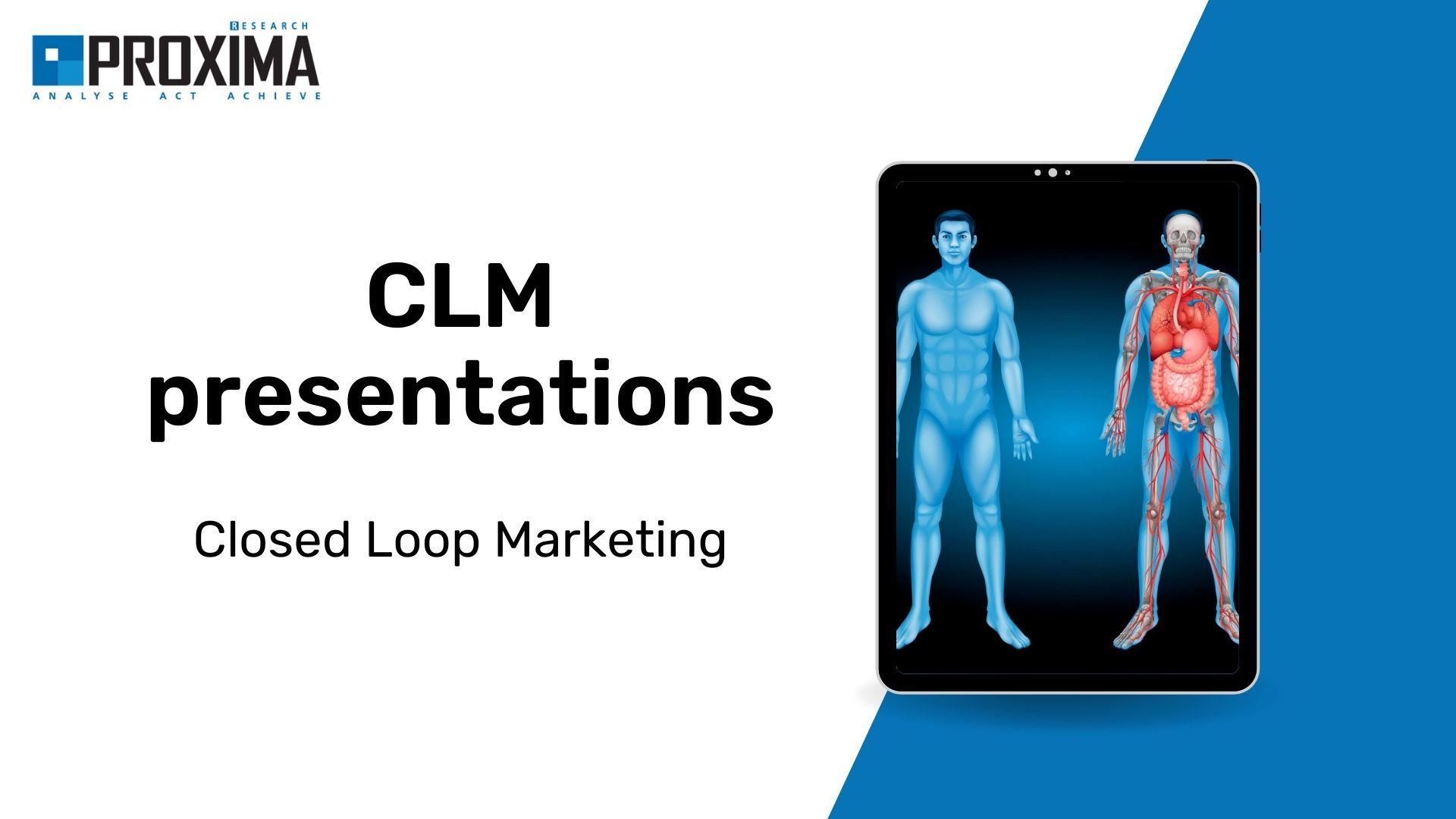 CLM – Closed Loop Marketing